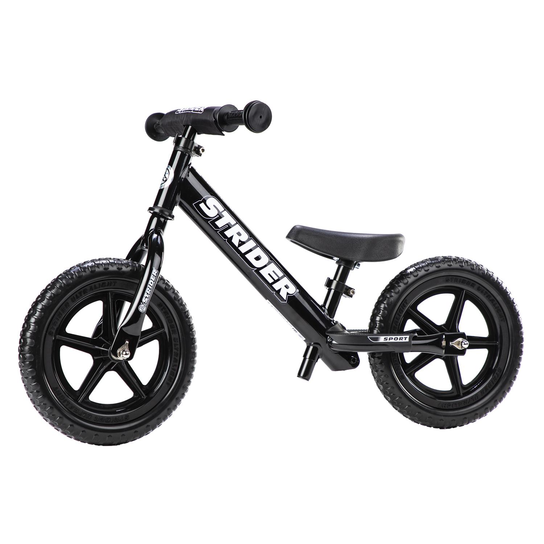 9184285408 Strider® 12´ Sport Negra – Bicicleta Balance Sin Pedal - Tienda Tu ...