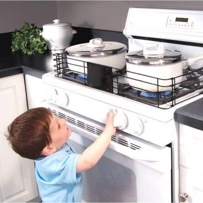 Kidco reja protectora de cocina tienda tu beb seguro - Protectores chimeneas para ninos ...