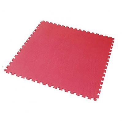 Dactic alfombras goma eva tatami textura 1mt x 1 mt roja tienda tu beb seguro - Alfombra de goma eva ...