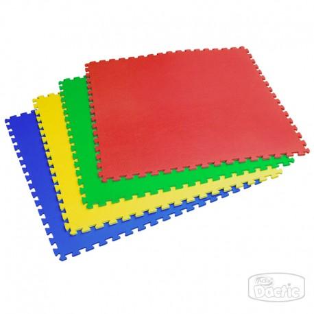 Dactic set de alfombras goma eva 4 piezas 4 colores 120cm - Alfombras de goma ...