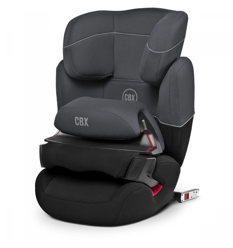 cybex grupo 1 2 3 aura fix gray rabbit tienda tu beb. Black Bedroom Furniture Sets. Home Design Ideas