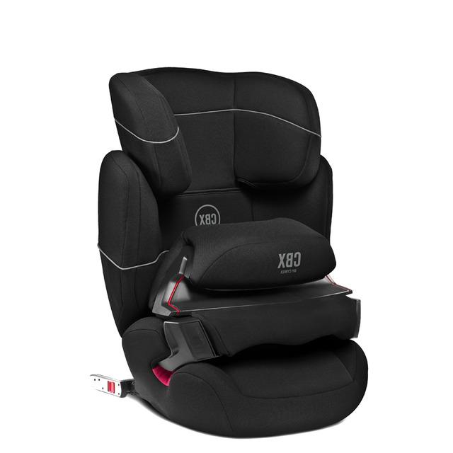 cybex grupo 1 2 3 aura fix black tienda tu beb seguro. Black Bedroom Furniture Sets. Home Design Ideas