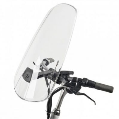 Polisport pantalla protectora wind screen tienda tu beb seguro - Silla bebe bicicleta delantera ...