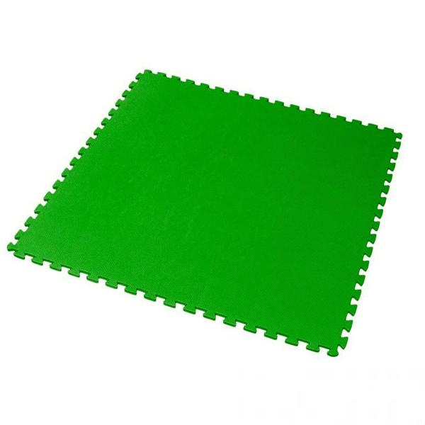 28f0c16fef9 Dactic® Alfombras Goma Eva Tatami Textura 1mt. x 1 mt. Verde ...