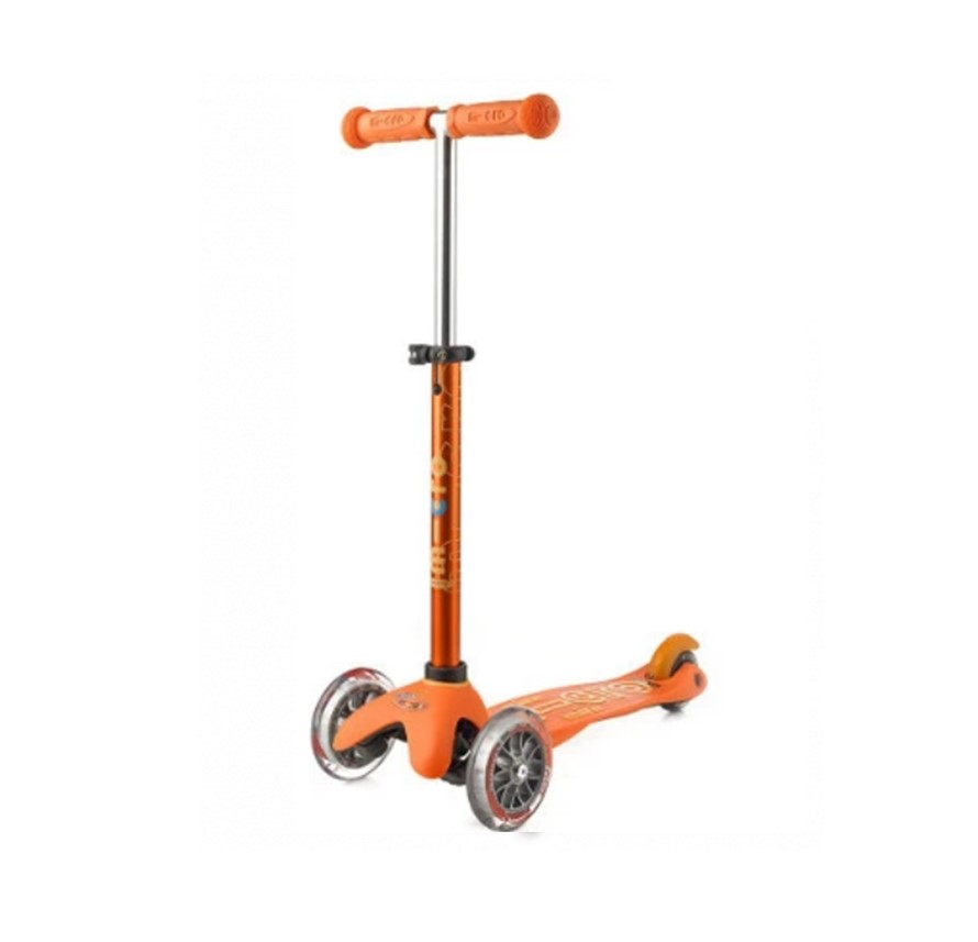 Micro Scooter Mini Deluxe Naranja
