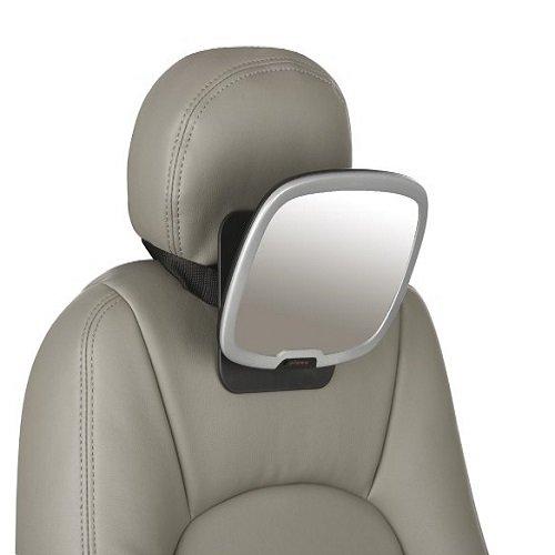 Diono espejo para auto beb con luz tienda tu beb seguro for Espejo para mirar bebe auto