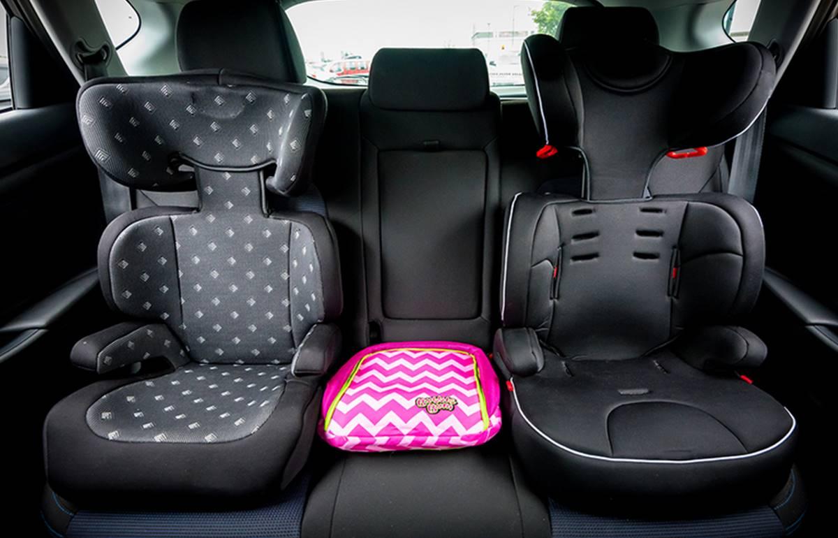 Bubblebum alzador inflable auto homologado rosa tienda for Alzador para auto