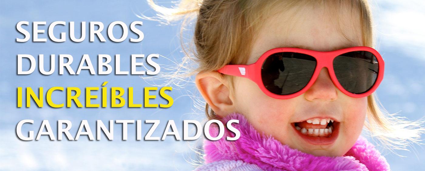 f2c0d6c256 Los lentes de sol Babiators están hechos de marcos de goma flexibles y  durables, ofrecen protección solar 100% y son muy demandados por los niños  de ...